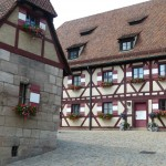... auf der Nürnberger Burg